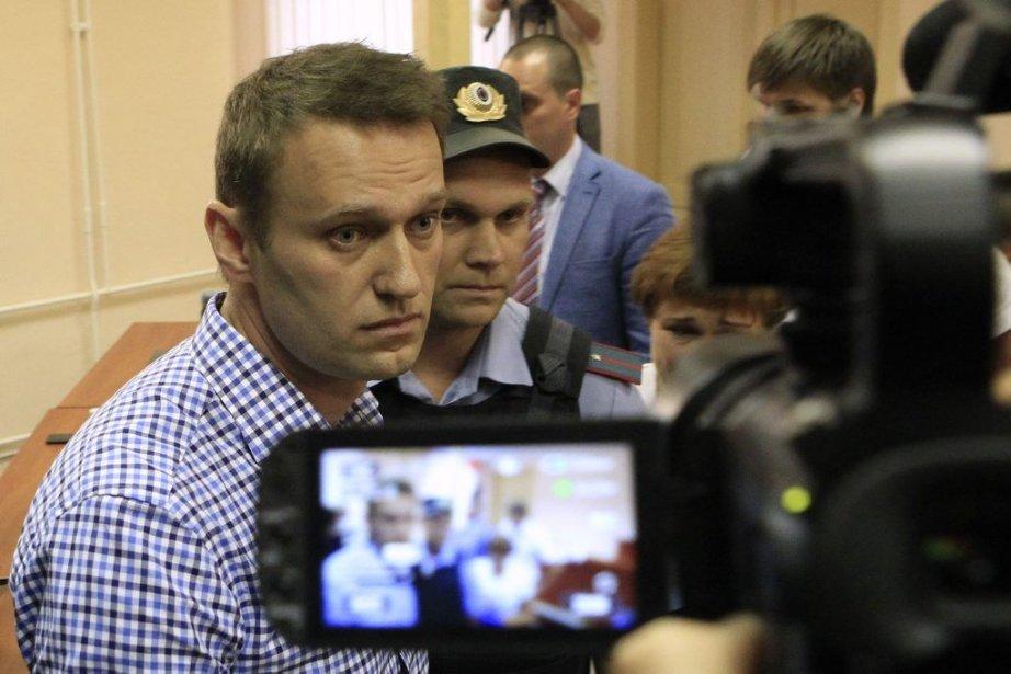 Alexeï Navalny... (Photo Reuters)
