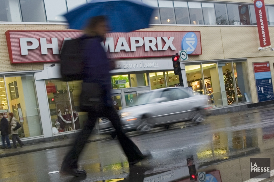 Les actionnaires de Shoppers Drug... (Photo Ivanoh Demers, archives La Presse)
