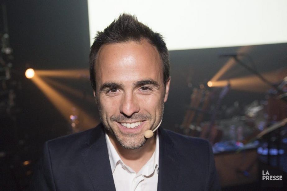 Sébastien Benoit... (Photo: Olivier Pontbriand, La Presse)