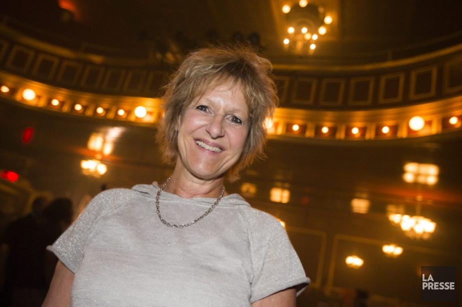«Ce soir, je récite un poème de Gérald Godin, parce que je trouve qu'il a beaucoup de résonance avec la tragédie.» - Lorraine Pintal, metteure en scène et directrice artistique du Théâtre du Nouveau Monde. | 18 juillet 2013