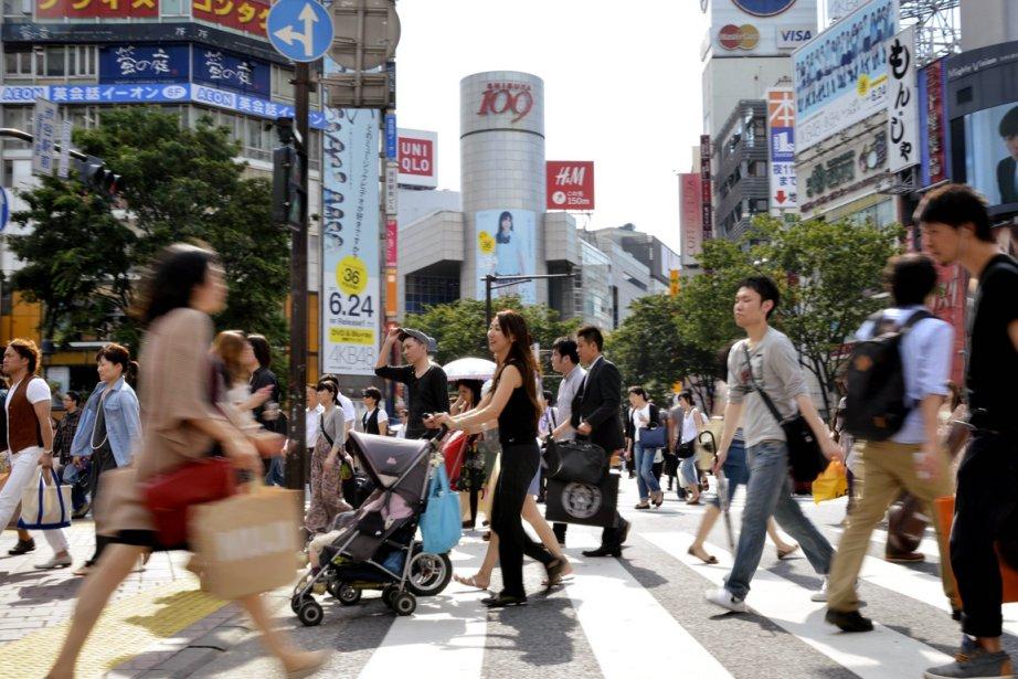 Une Japonaise a décidé d'attaquer en justice pour racket... (PHOTO ARCHIVES AFP)