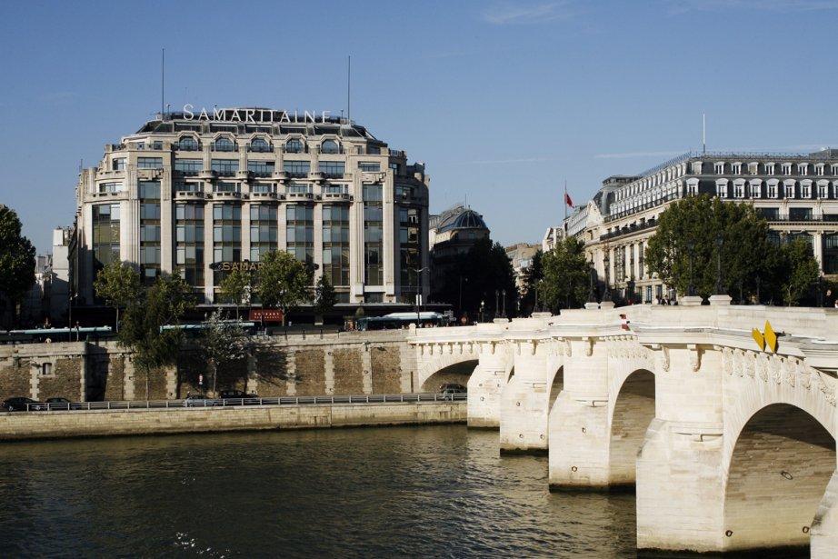Le Pont Neuf offre une des plus belles... (Photo shutterstock.com)