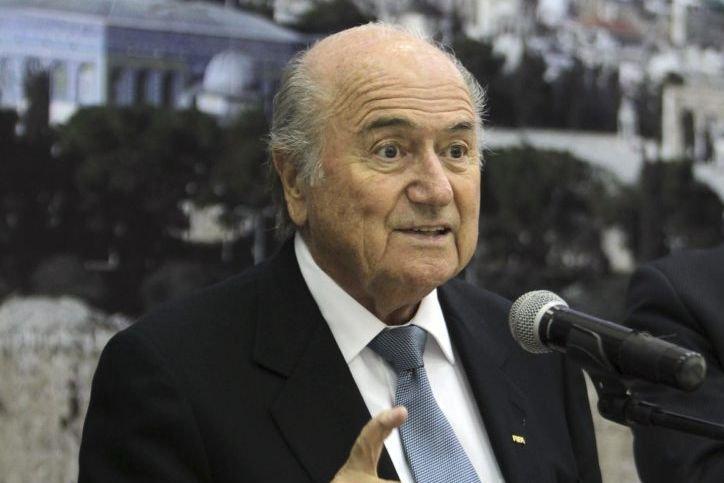 Le président de la FIFA, Sepp Blatter.... (Photo : archives AFP)