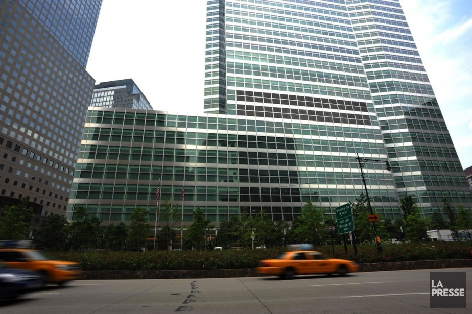 Les banques américaines, comme le reste du monde... (PHOTO STAN HONDA, AFP)