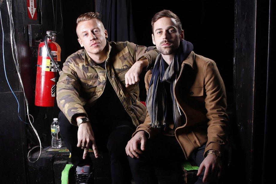 Deux des chansons du duo indépendant Macklemore &... (Photo: AP)