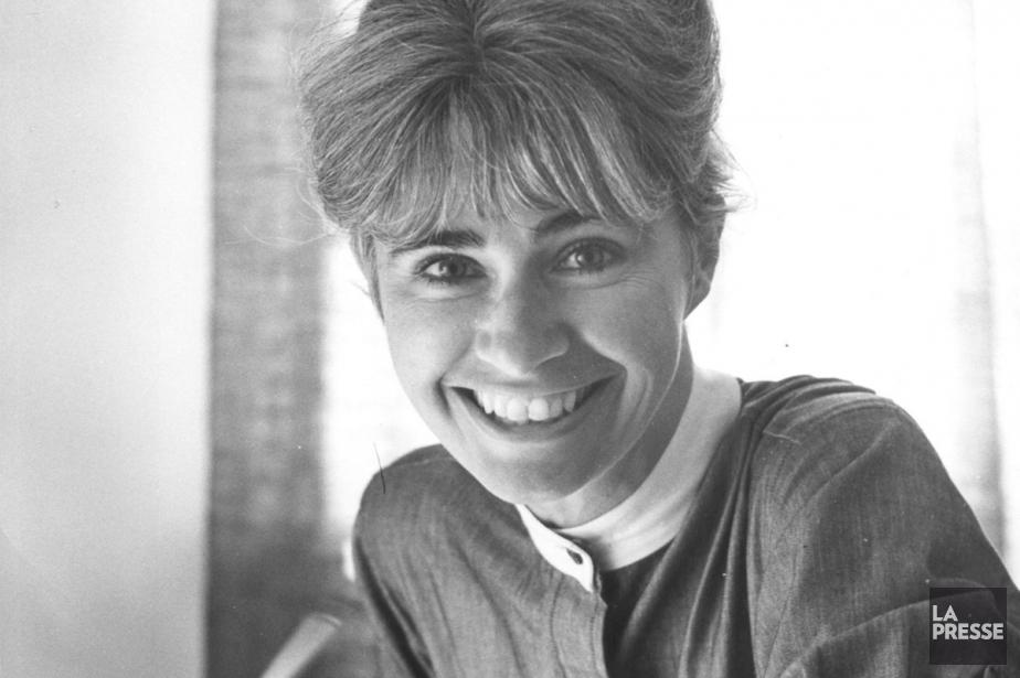 L'écrivaine Anne Hébert en 1967.... (Photo: archives La Presse)