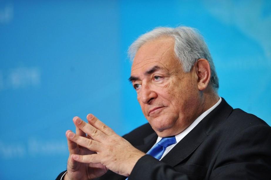 L'ancien patron du Fonds monétaire internationalDominique Strauss-Kahn.... (PHOTO ARCHIVES AFP)