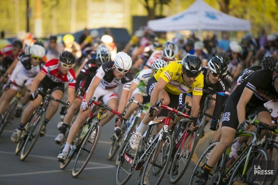 LesMardis cyclistes de Lachine.... (Photo André Pichette, La Presse)