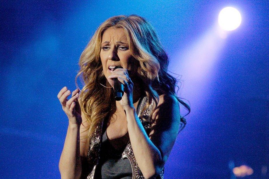 Céline Dion... (Photothèque Le Soleil, Erick Labbé)
