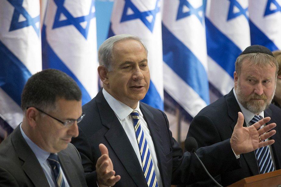 Le premier ministre Benyamin Nétanyahou a lui-même admis... (Photo: AFP)
