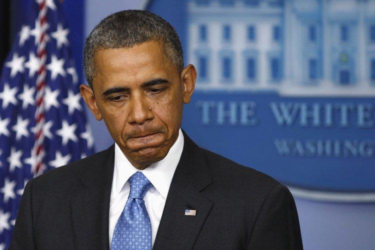 Lors d'un discours prononcé vendredi, Barack Obama n'a... (Photo: Reuters)