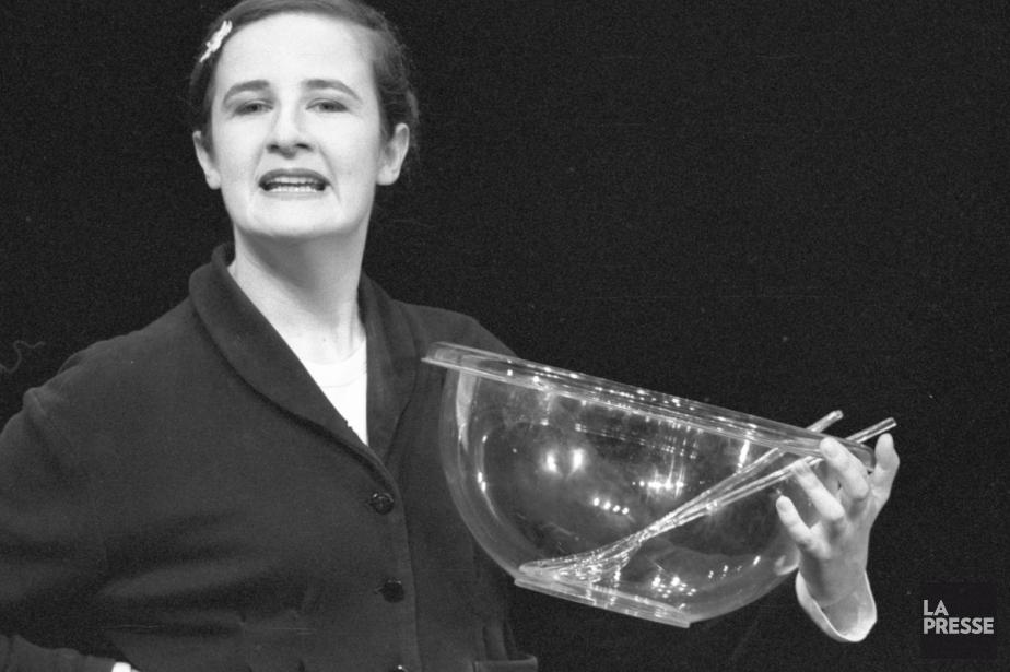 Valérie Lemercier acceptera-t-elle de présenter... (Photo:  archives La Presse)