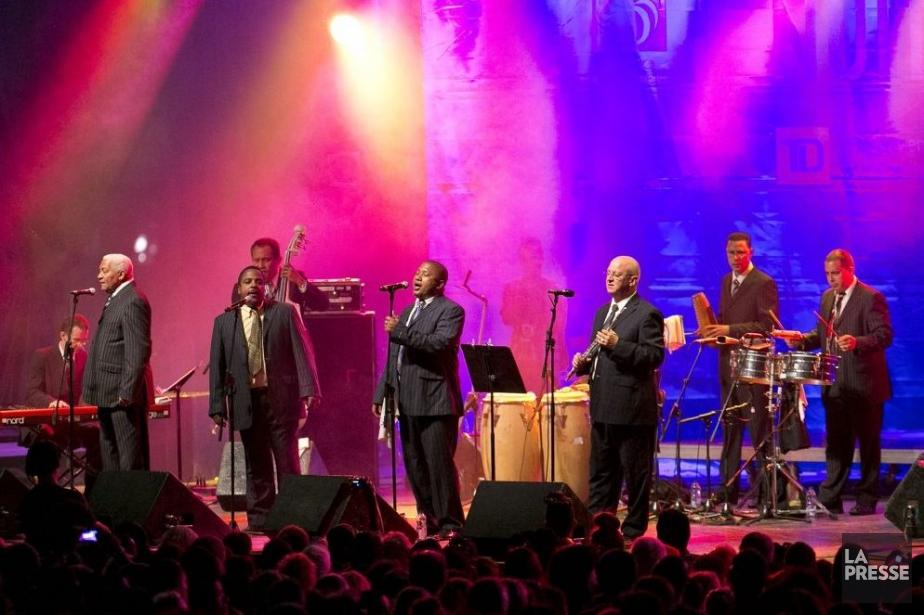 En selle depuis 74 ans, l'Orquesta... (Photo: Hugo-Sébastien Aubert, La Presse)