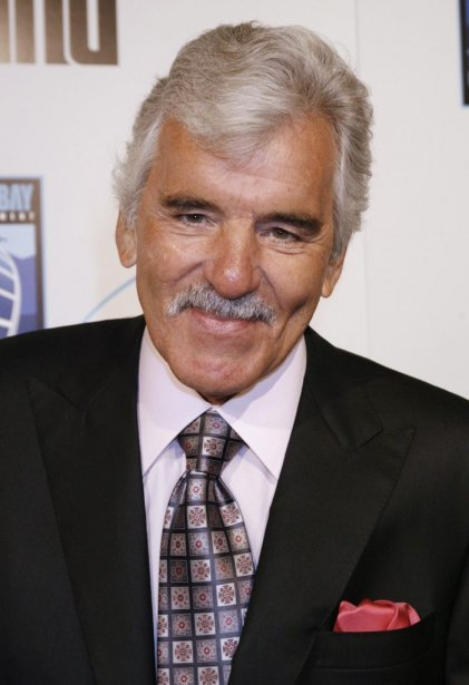 Dennis Farina à la première du film «The Grand» en mars 2008. (Photo: archives Reuters)