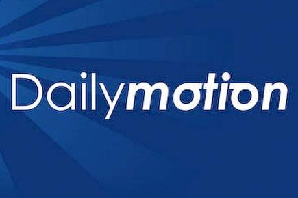 En mai, le patron d'Orange avait annoncé une... (Photo: logo de Dailymotion)