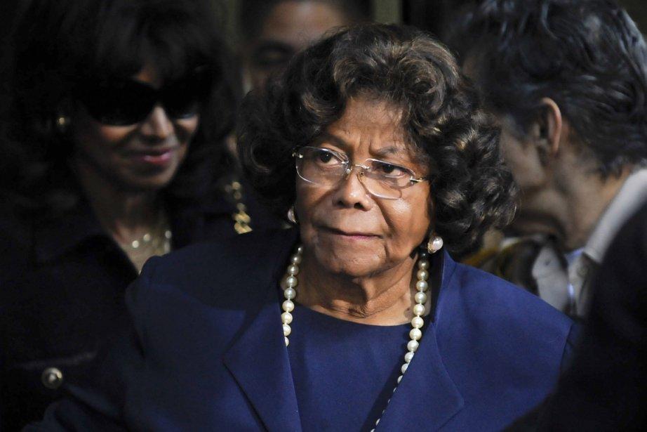 Katherine Jackson, la mère de Michael Jackson, en... (Photo Gus Ruelas, archives Reuters)
