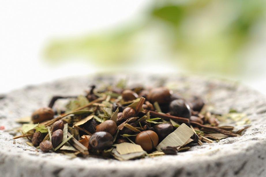 Les herboristes sont de plus en plus nombreux... (Photo Masterfile)