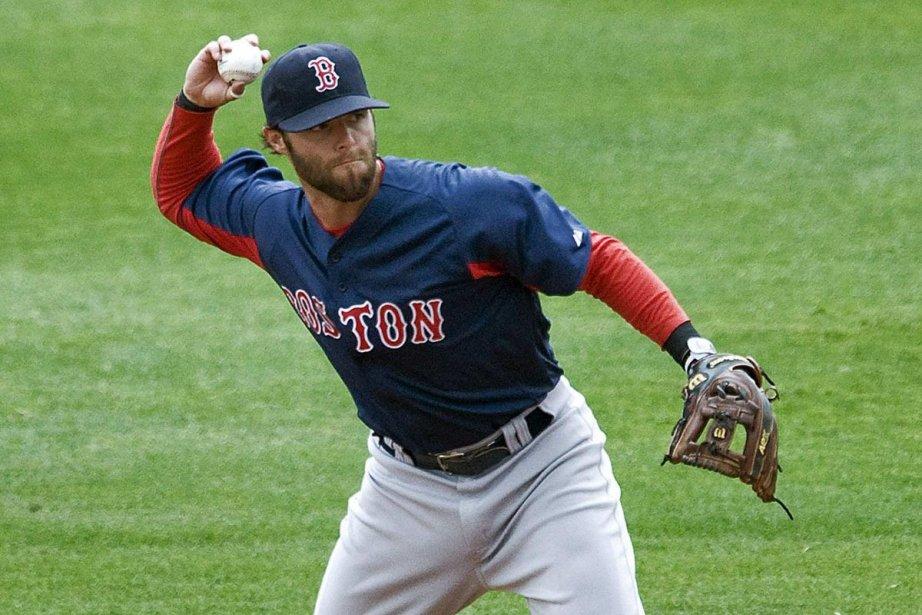 Cette saison avec les Red Sox, Dustin Pedroia... (Photo : archives Reuters)