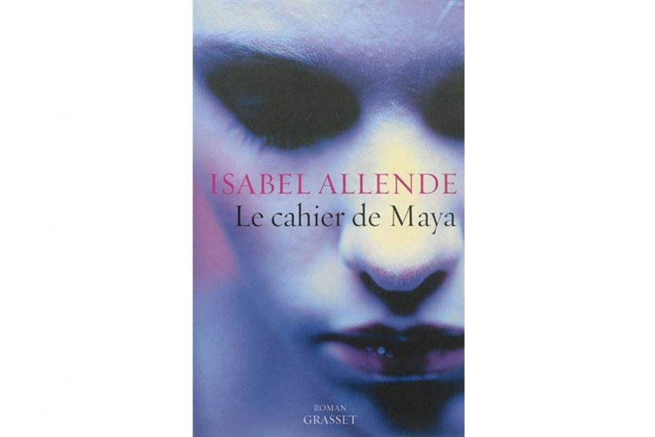 Isabel Allende a écritLe cahier de Mayaen pensant aux trois enfants...