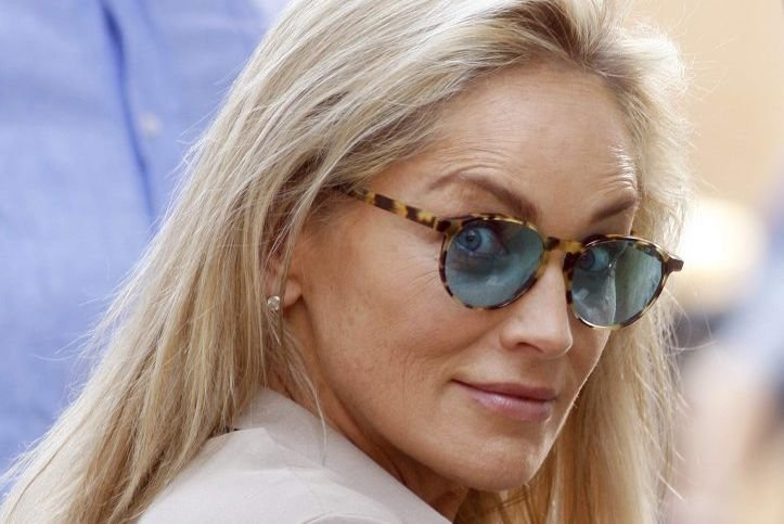 Sharon Stone... (Photo: Reuters)