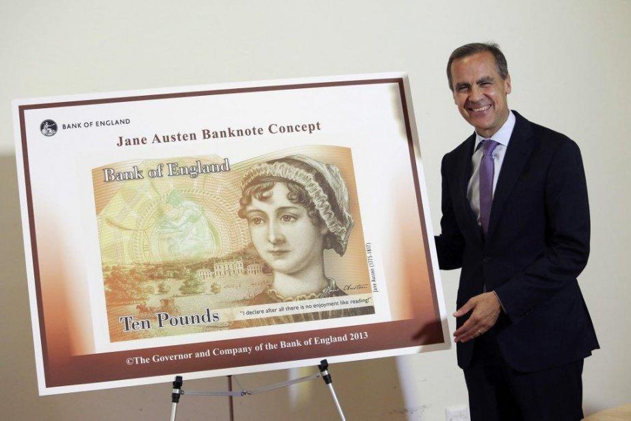 Mark Carney, nouveau gouverneur de la Banque d'Angleterre,... (Photo: Reuters)