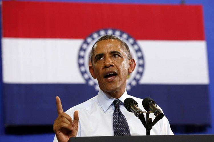 Barack Obama a prononcé un second discours mercredi... (Photo: Reuters)