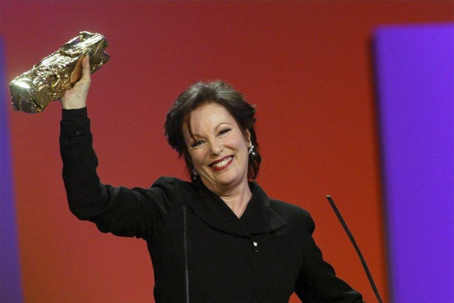 En 2003, Bernadette Lafont recevait un César d'honneur pour l'ensemble de sa carrière. | 25 juillet 2013