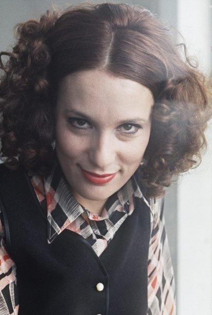 Bernadette Lafont en 1970. | 25 juillet 2013