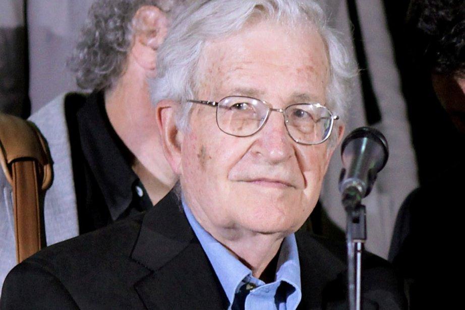 Noam Chomsky... (PHOTO ARCHIVES AFP)