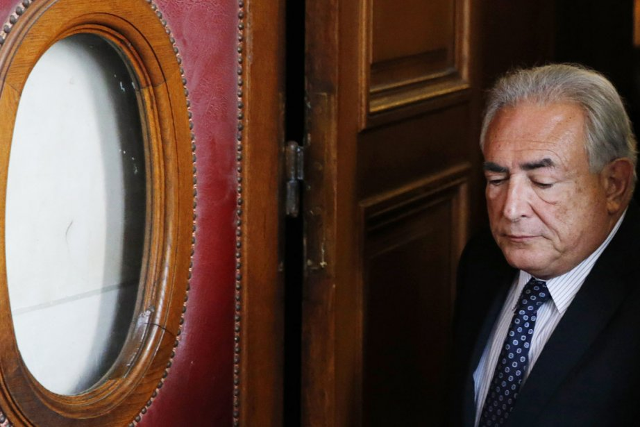 L'ancien patron du FMI Dominique Strauss-Kahn.... (PHOTO CHRISTIAN HARTMANN, ARCHIVES REUTERS)