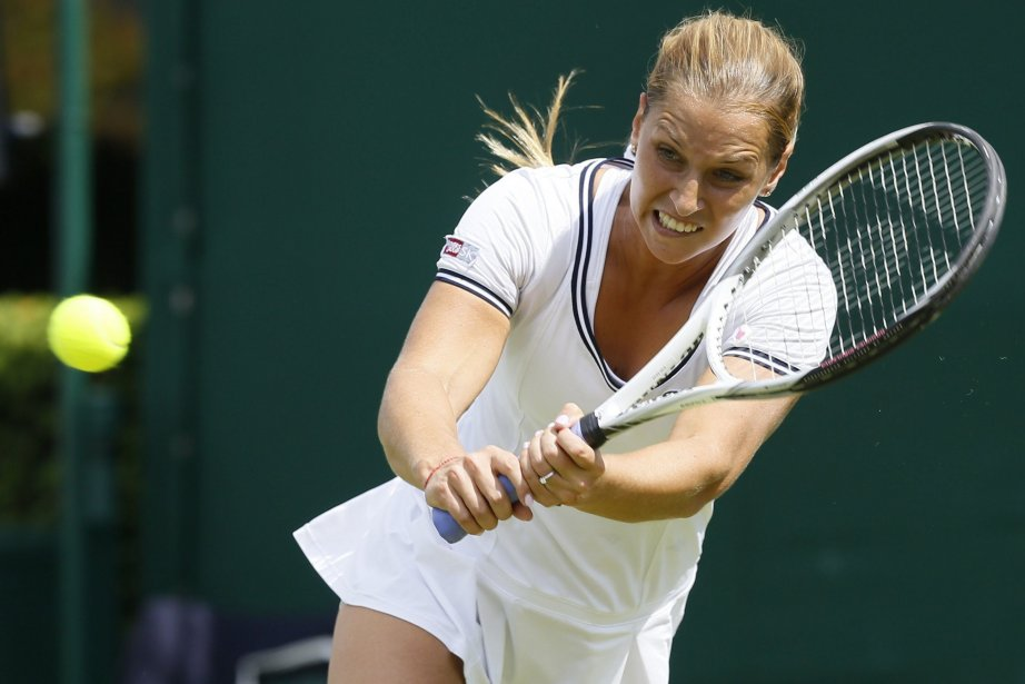 Dominika Cibulkova... (Photo archives AP)