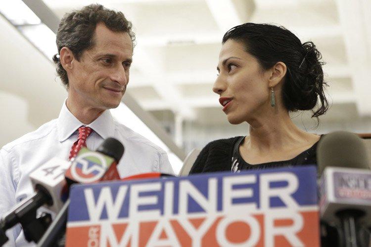 La femme du candidat à la mairie de... (Photo: AP)