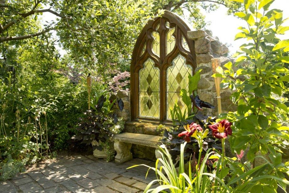 le jardin des merveilles pierre gingras jardiner. Black Bedroom Furniture Sets. Home Design Ideas