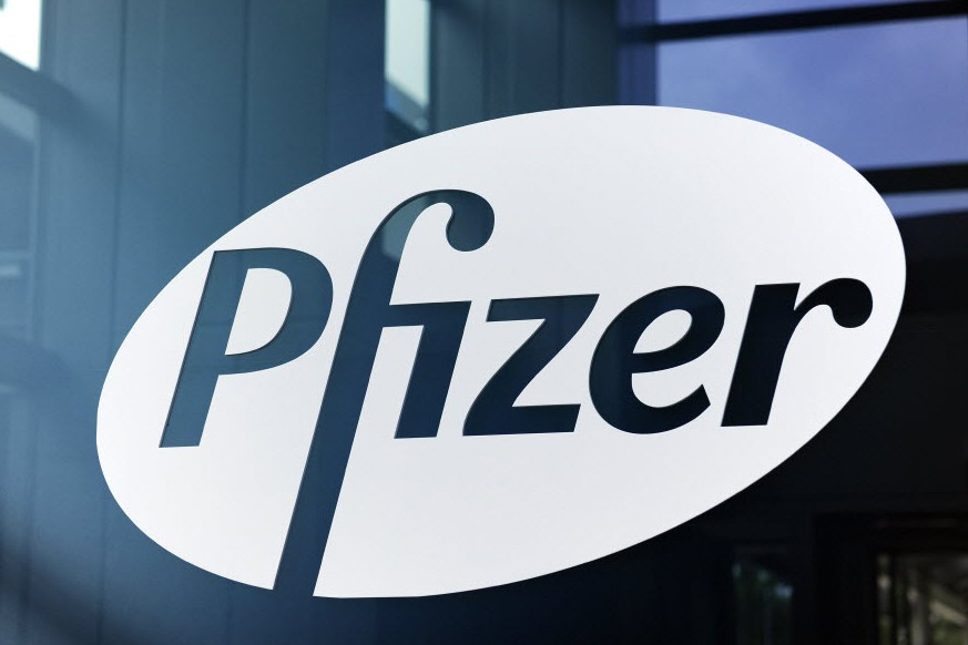 Le géant américain de la pharmacie Pfizer ( (Photo d'archives)