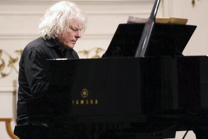 Ronald Brautigam... (Photo: Christina Alonso, fournie par le Festival de Lanaudière)