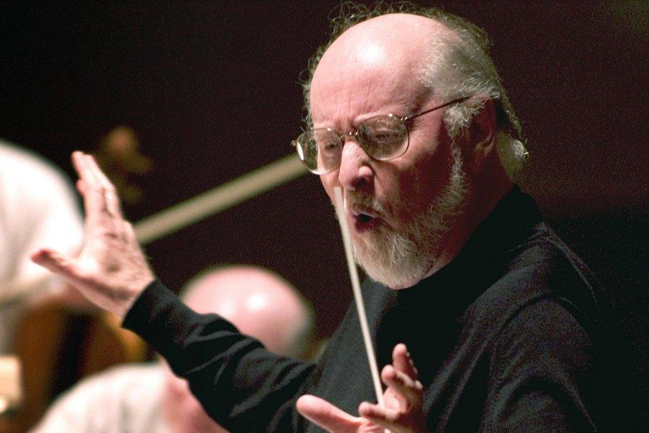 Le compositeur John Williams... (Photo: archives AP)