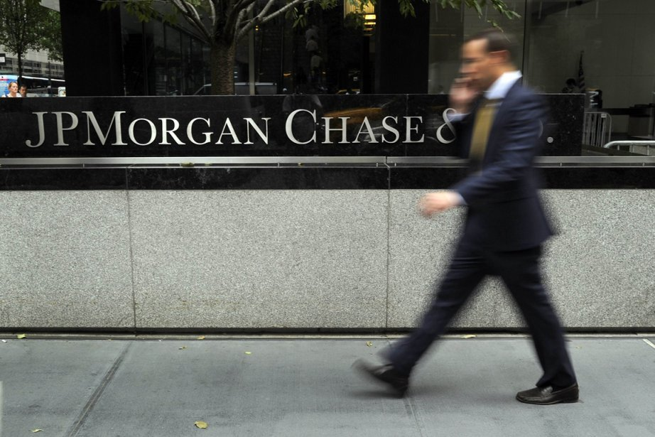 La banque JPMorgan Chase va payer 23 millions de... (PHOTO TIMOTHY A. CLARY, AFP)