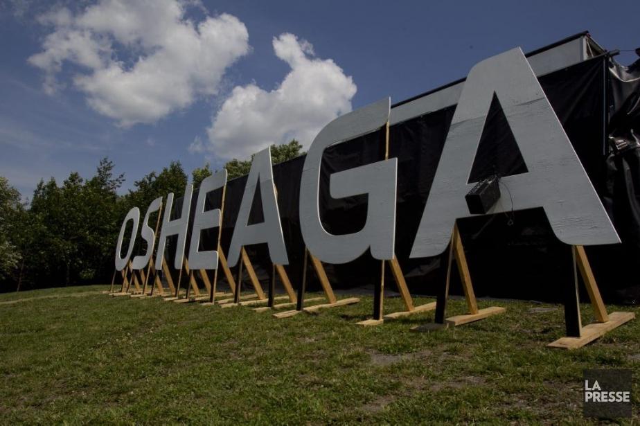 Le festival Osheaga débute demain et se poursuit... (Photo: Olivier Jean, La Presse)