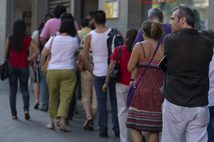 Le nombre d'Américains ayant fait une demande de prestations d'assurance emploi...