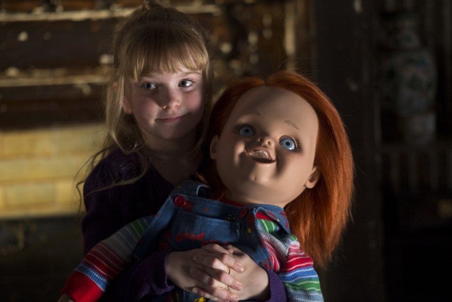 La poupée maléfique Chucky, de la série de films... (Photo: fournie par Fantasia)