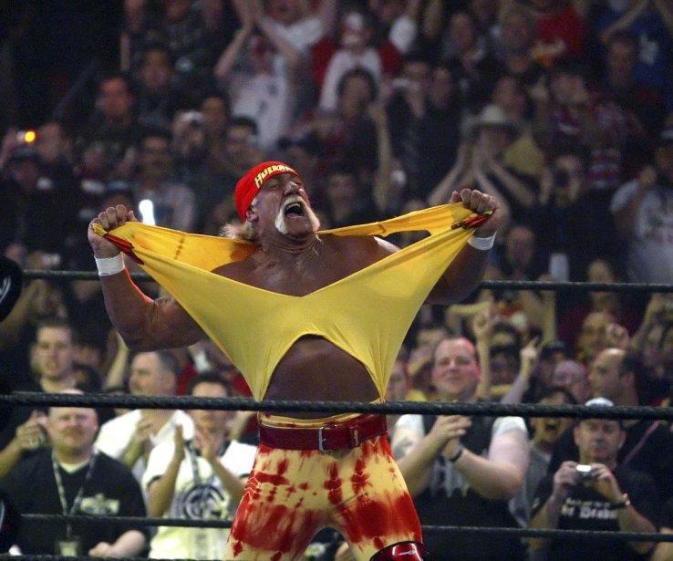 Quand on pense à Hulk Hogan, de son vrai nom... | 2013-08-01 00:00:00.000