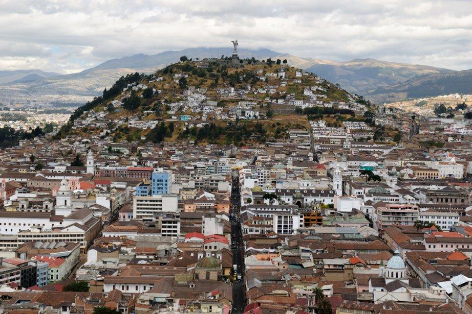 Quito, Équateur... (Photo de Rafal Cichawa/shutterstock.com)