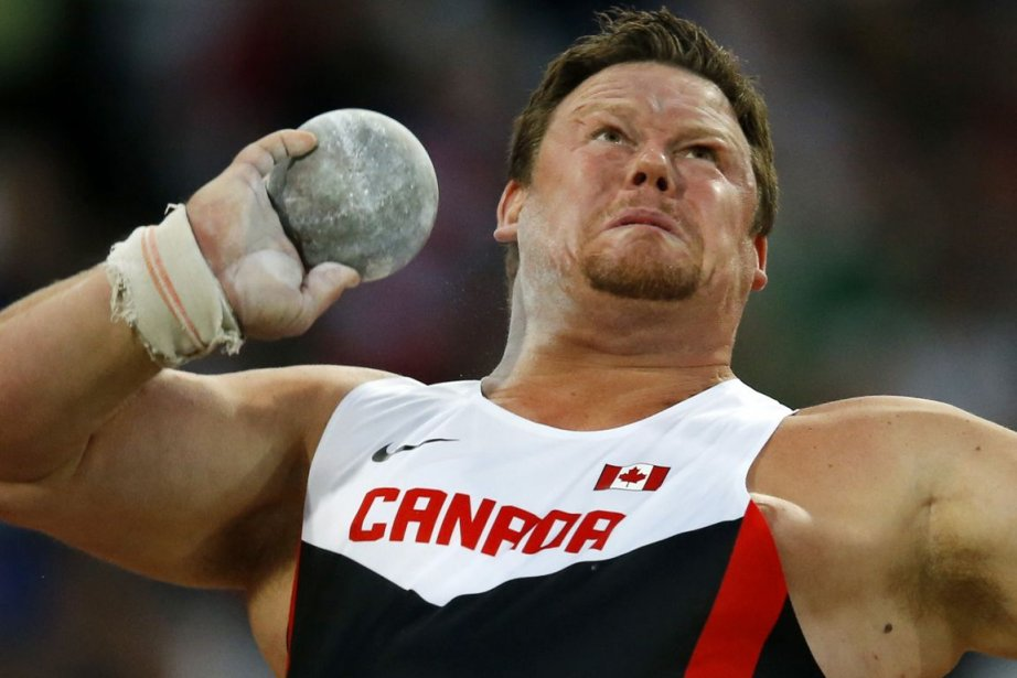 Dylan Armstrong... (Photo : archives Reuters)