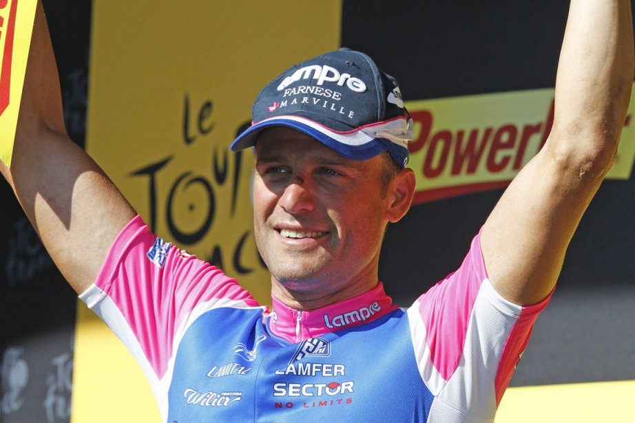 Alessandro Petacchi... (Photo : Francois Lenoir, archives Reuters)