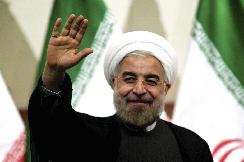 Hassan Rohani... (Photo AFP)