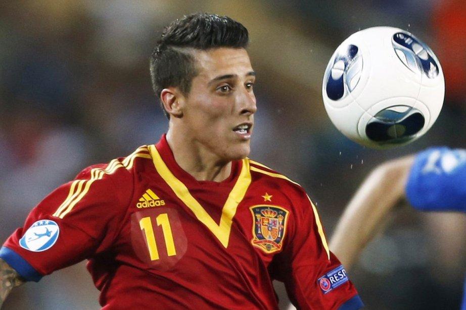 Cristian Tello a marqué huit buts la saison... (Photo : Ronen Zvulun, archives Reuters)