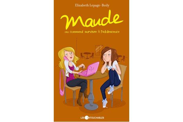 L'éditeur Michel Brûlé a vendu à Pocket les droits de la série Maude, de...
