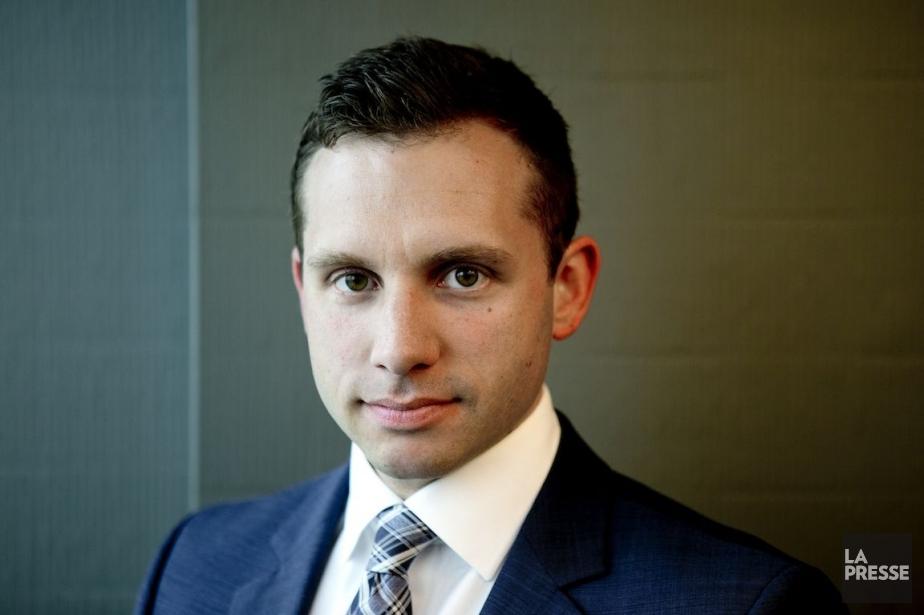 Cimon Plante est gestionnaire de portefeuille au Groupe... (PHOTO MARCO CAMPANOZZI, LA PRESSE)