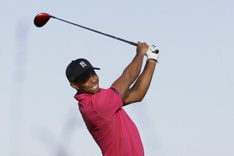 Tiger Woods... (Photo: archives AP)