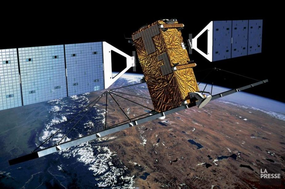Le projet de constellation Radarsat devrait entraîner la... (Photo fournie par MDA)